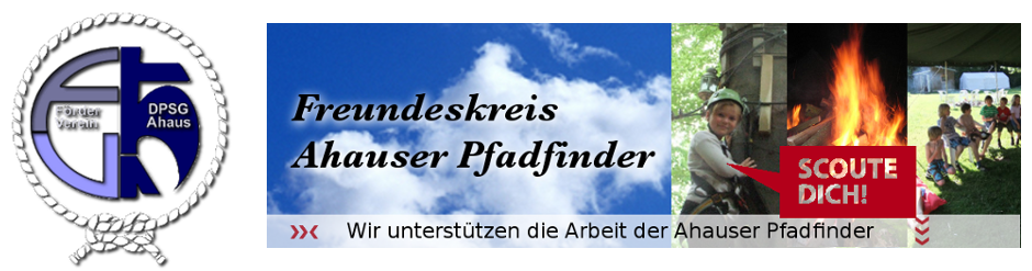 Freundeskreis Ahauser Pfadfinder